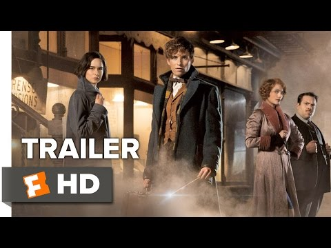 Fantastic Beasts And Where To Find Them Official Announcement Trailer #1 (2015) HD