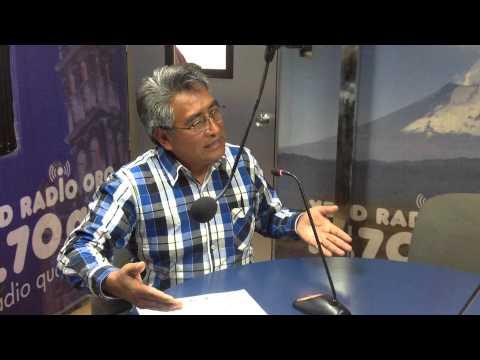 Entrevista Adán Xicale  Representante Jurídico de Cholula Viva y Digna.