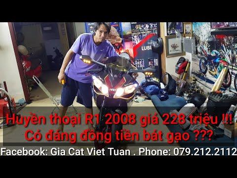 Huyền thoại R1 2008 giá 228 triệu !!! Có đáng đồng tiền bát gạo ??? Hàng cực hiếm - Kỹ Sư Hẻm - Thời lượng: 9 phút, 7 giây.
