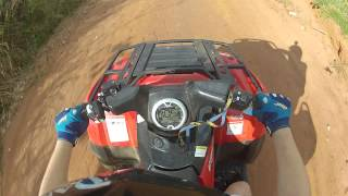1. Can Am Outlander 400 Top Speed