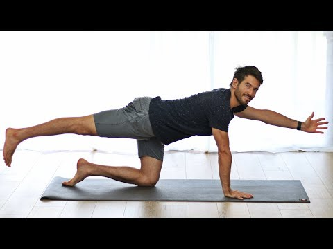 Day 17 Yoga For Back Pain - 20 Minute Stretch, Sciatica Pain, & Flexibility