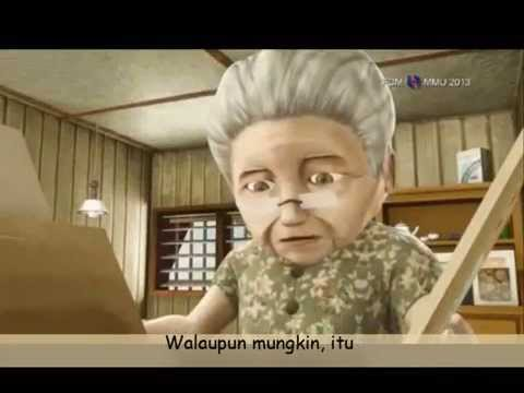 Video animasi hadad alwi   ibu download in MP3, 3GP, MP4, WEBM, AVI, FLV January 2017