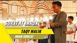 Video Taqy Malik Imami Masjid di Turkey   Surat Al Fatihah   Surat Al Imron 102  108 MP3, 3GP, MP4, WEBM, AVI, FLV Januari 2018