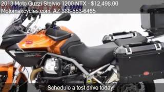 8. 2013 Moto Guzzi Stelvio 1200 NTX for sale in Scottsdale, AZ