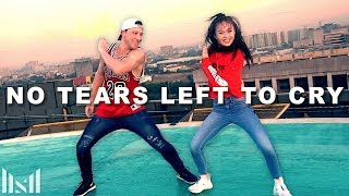Video NO TEARS LEFT TO CRY - Ariana Grande   Matt Steffanina & AC Bonifacio Dance MP3, 3GP, MP4, WEBM, AVI, FLV Juni 2018