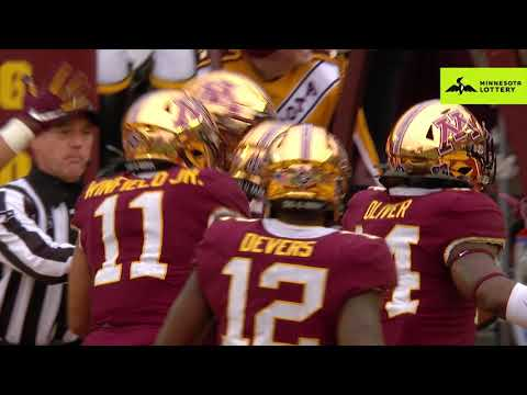 MN Lottery Sights & Sounds: Gopher Football Upsets #4 Penn State