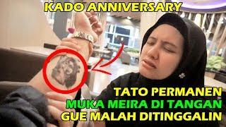 Video PRANK TATO PERMANEN MUKA MEIRA DI TANGAN, SAMPE DITINGGALIN :( MP3, 3GP, MP4, WEBM, AVI, FLV Mei 2019