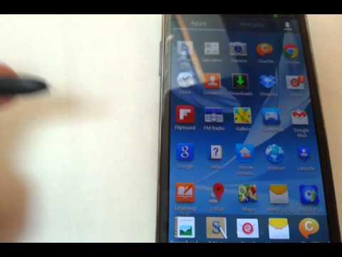 Samsung Galaxy Note 2 TÜRKÇE