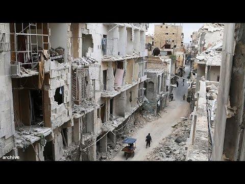Συρία: Μετ' εμποδίων η εφαρμογή της εκεχειρίας στο Χαλέπι