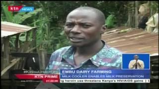 Mo-lito Farm In Kiambu County Has Grown Into A Farmer Training Centre