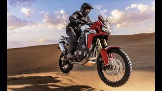 8. 2017 Honda Africa Twin DCT Test