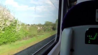 Lea Marston United Kingdom  City pictures : Leaving Marston Green On A London Midland Class 350 (08/5/16)