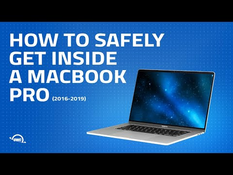 , title : 'Get Inside a 2016 and 2017 MacBook Pro Safely and Simply'
