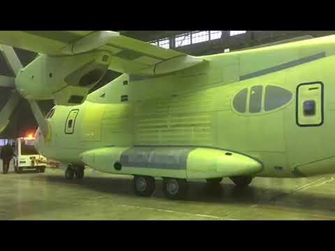 На воронежском авиазаводе первый Ил-112В передан на летные испытания
