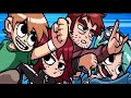 Scott Pilgrim Vs The World: The Game ps3 Playthrough Ni