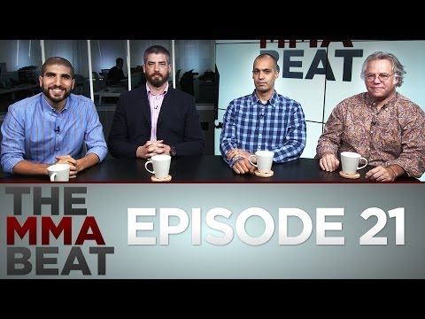 The MMA Beat: Episode 21