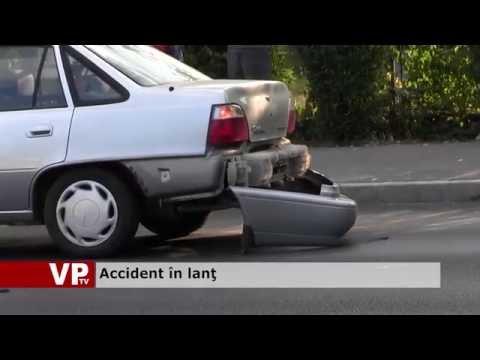 Accident în lanţ