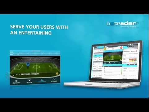 Betradar's Live Sports Centre - The Extended Live Scores Experience For Soccer (4/5)