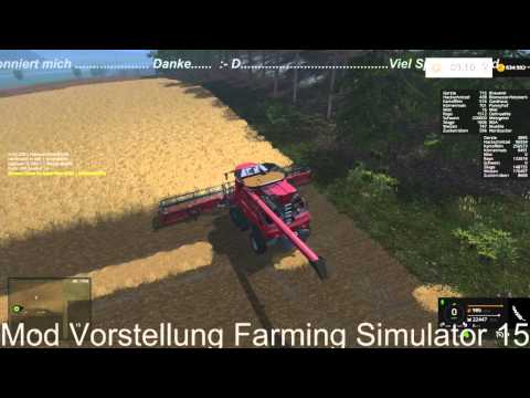 Case IH Axial Flow 9230 v4.1 Model Turbo