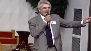 Pastor John Kopshina - Winter Camp Meeting 1995 Thursday AM 12-7-1995