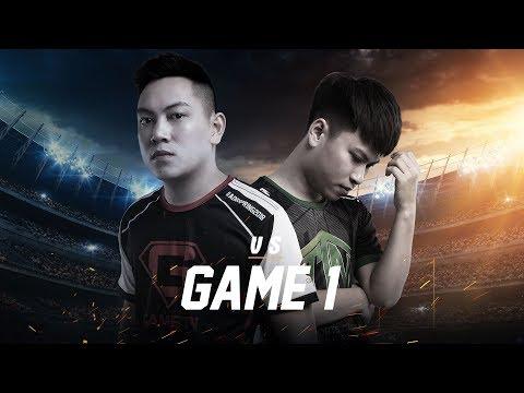 GameTv vs Team Thai Nguyen - Game 1 - ĐTDV Mùa Xuân 2018 - Garena Liên Quân Mobile - Thời lượng: 36:01.