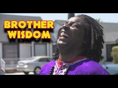 Brother Wisdom! 😂COMEDY😂 (David Spates)