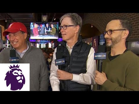 Liverpool Owner, Officials On Fan Fest, Title Race | Premier League | NBC Sports