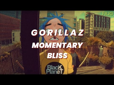 Gorillaz- Momentary Bliss Sub. Español.