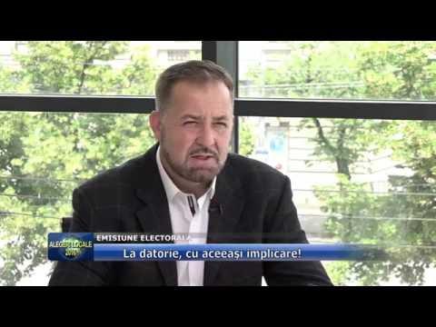 Emisiunea Electorală – 2 iunie 2016 – Radu Socoleanu