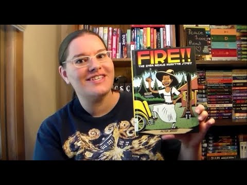 Fire!!: the Zora Neale Hurston Story by Peter Bagge ~graphic biography review