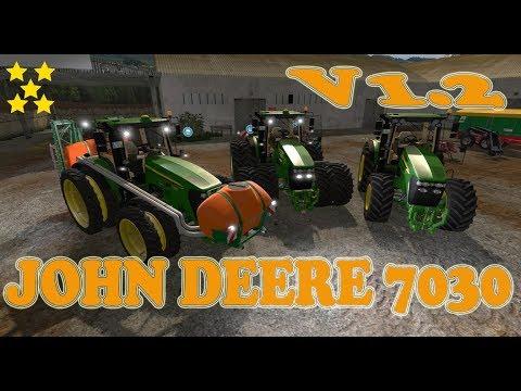 John Deere 7030 series v1.2