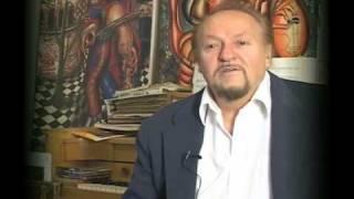 RUSSIAN-IRANIAN OPERA SINGER DANIEL GOOJVIN - TALAR ROUDAKI - TEHRAN