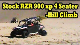 7. Polaris Ranger 4 Seater RZR 4 XP 900 Walker Evans - Hill Climb