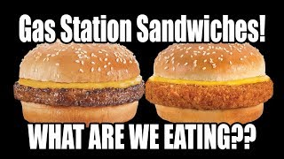 Video Gas Station Sandwiches – WHAT ARE WE EATING?? - The Wolfe Pit MP3, 3GP, MP4, WEBM, AVI, FLV Desember 2018