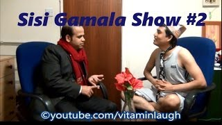Nepali Funny Interview with Rishi Dhamala - Sisi Gamala Show #2