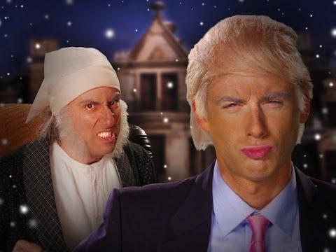 Ebenezer Scrooge vs Donald Trump