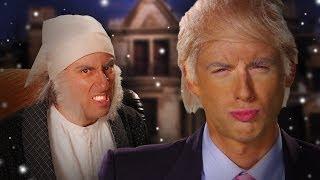 Donald Trump vs Ebenezer Scrooge. Epic Rap Battles of History
