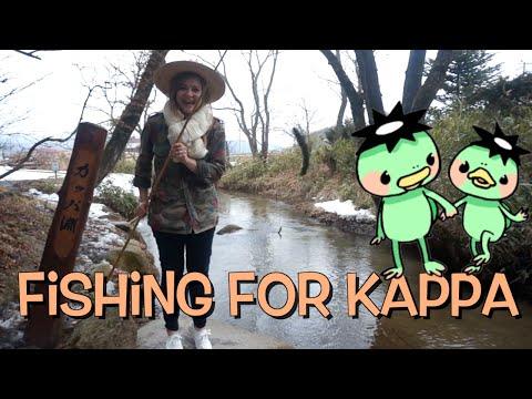 Fishing for KAPPA: Japan's Mythological River Monster (видео)