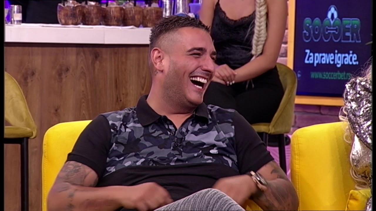 Ami G Show – Gost: Darko Lazić, Katarina Živković (07. 07.) – video