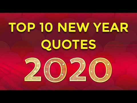 Top 10 New Year Quotes 2019 | New Year Greetings And Wishes | Quotes | Simplyinfo.net