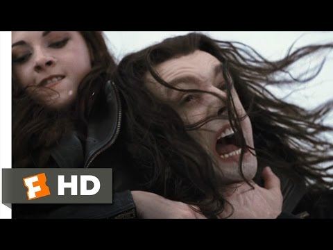 Twilight: Breaking Dawn Part 2 (9/10) Movie CLIP - The End of the Volturi (2012) HD