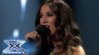 "Alex&Sierra perform ""Say My Name"" - THE X FACTOR USA 2013"