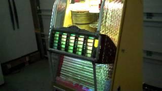 Download Lagu 1950 model 1432 Rockola Juke Box playing A side of Record Mp3