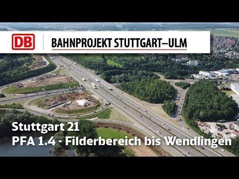 Filderbereich bis Wendlingen