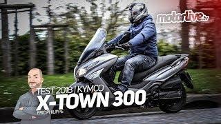10. KYMCO X-TOWN 300 | TEST 2018