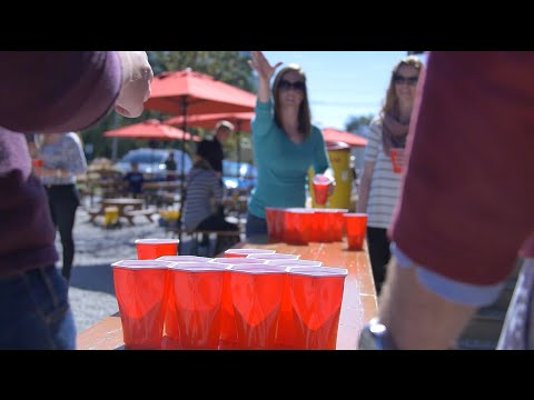 HEX CUP: Company Creates the Perfect Cups for Beer Pong.