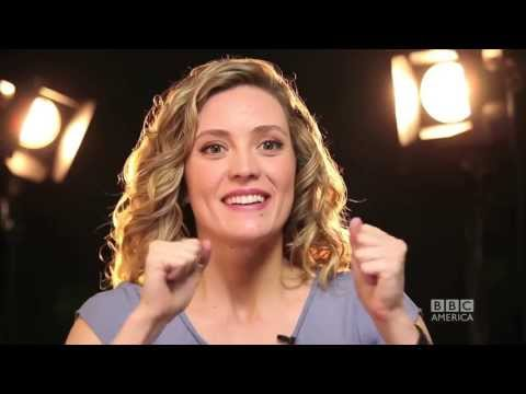delphine - ORPHAN BLACK star Evelyne Brochu is behind-the-scenes of Season 2, answering Tumblr fan questions! Evelyne reveals her favorite scene with Tatiana Maslany, a...
