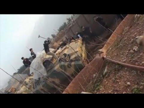 Irak: Mindestens 2 Tote nach Protesten gegen türkisch ...