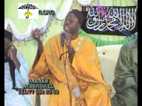 Serigne Mbaye Sy Abdou : Vie et Oeuvre de El Hadj Mansour SY Malick 1