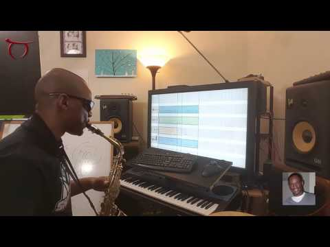 image for Alto Sax and Piano Freestyle Beat Video